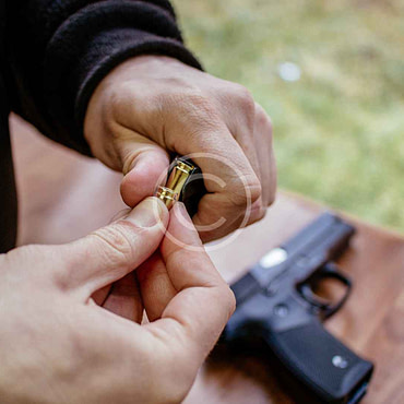 All Types of Bullets and Weapon Cleaning