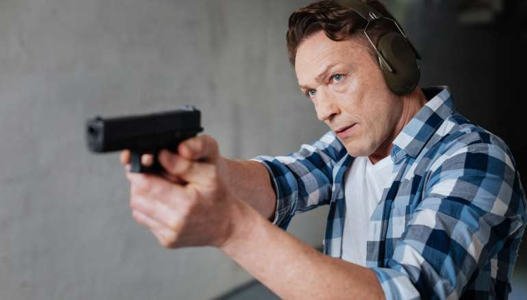 Firearm training from beginner to expert for civilian and law enforcement.